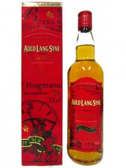 Other Blended Malts Auld Lang Syne Musical Gift Carton