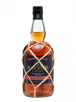A bottle of Plantation Gran Anejo Guatemala Rum