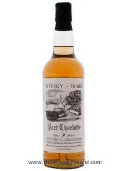 Port Charlotte (Bruichladdich) 7 Year Old Single Cask #1171