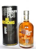 A bottle of Port Charlotte PC8 Ar Duthchas