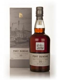 Port Dundas 20 year 2011 Release