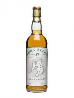 Port Ellen 17 Year Old Cask Strength / Douglas Murdoch Islay Whisky