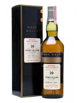Port Ellen 1978 / 20 Year Old Islay Single Malt Scotch Whisk