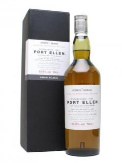 Port Ellen 1979 / 28 Year Old / 7th Release (2007) Islay Whisky