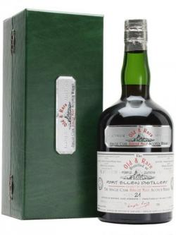 Port Ellen 1982 / 21 Year Old Islay Single Malt Scotch Whisky