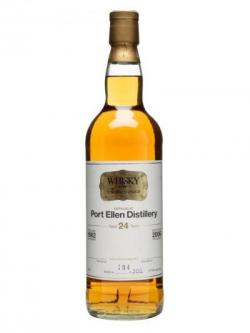 Port Ellen 1982 / 24 Year Old / Whisky Mag Editor's Choice Islay Whisky