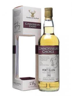 Port Ellen 1982 / Connoisseurs Choice Islay Single Malt Scotch Whisky