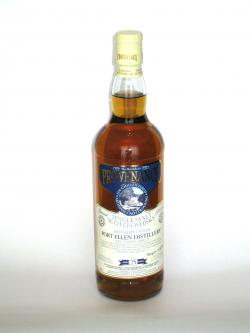 Port Ellen 25 year The McGibbon's Provenance Front side
