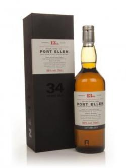 Port Ellen 34 Year Old 1978 - 13th Release (2013 Special Release)