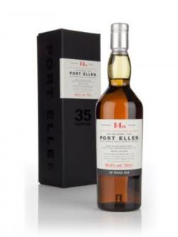 Port Ellen 35 Year Old 1978 - 14th Release (2014 Special Release)