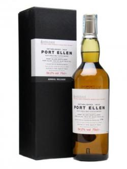 Port Ellen 6th release 27 year