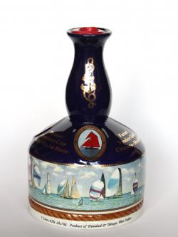 Pussers yachting decanter