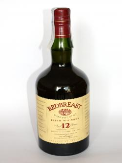 Redbreast 12 year Front side