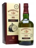 A bottle of Redbreast 12 Year Old Cask Strength / Batch B1/12