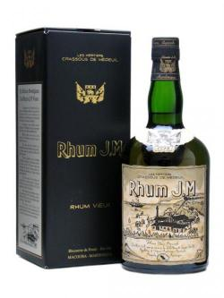 A bottle of Rhum JM Vieux 1998