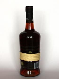 Ron Zacapa Solera n� Back side