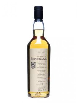 Rosebank 12 Year Old Lowland Single Malt Scotch Whisky