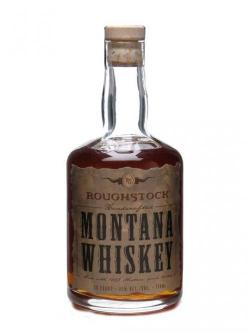 Roughstock Montana Whiskey American Single Malt Whiskey