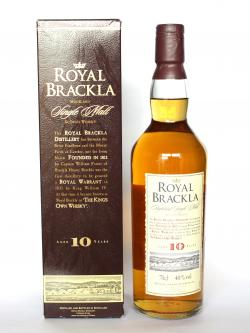 Royal Brackla 10 year