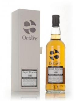 Royal Brackla 4 Year Old 2011 (cask 939399) - The Octave (Duncan Taylor)