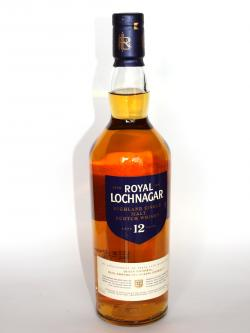 Royal Lochnagar 12 year Front side