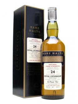 Royal Lochnagar 1972 / 24 Year Old Highland Single Malt Scotch Whisky