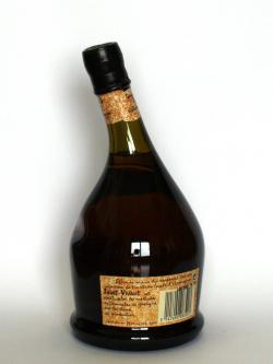 Saint-Vivant Armagnac Back side