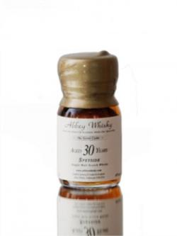 Abbey Whisky / 30 Year Old Speyside / 3cl