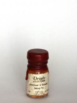 Aberlour a'Bunadh Batch 42 Front side