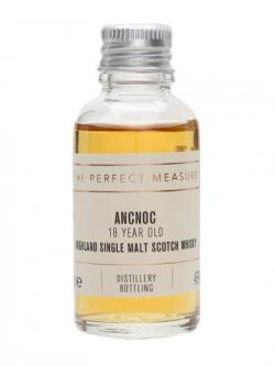 AnCnoc 18 Year Old Sample Highland Single Malt Scotch Whisky