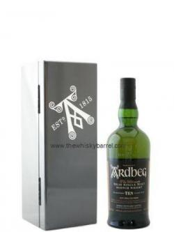 Ardbeg Black Mystery 10 Year Old 2009 Release