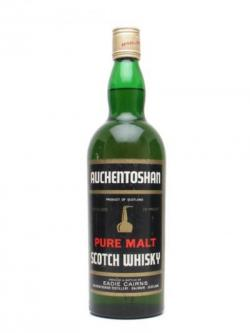 Auchentoshan / Bot.1970s Lowland Single Malt Scotch Whisky