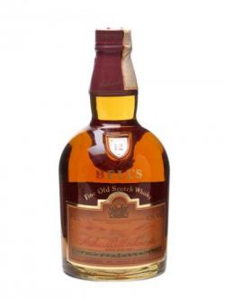 Bell's 12 Year Old / 1990s Blended Scotch Whisky