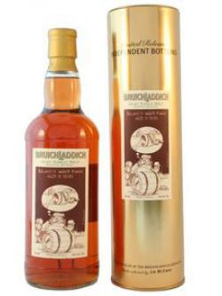 Bruichladdich 15 Year Old Bolgheri Finnish