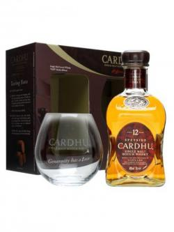 Cardhu 12 Year Old / Glasspack / 40% / 70cl / OB Speyside Whisky