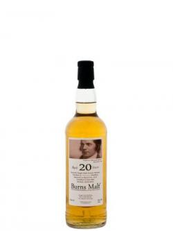 Dailuaine 20 Year Old Burns Malt