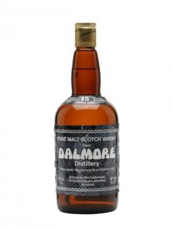 Dalmore 1963 / 15 Year Old / Cadenhead's Highland Whisky