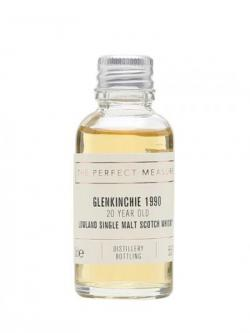 Glenkinchie 1990 Sample / 20 Year Old Lowland Whisky