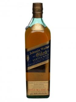 Johnnie Walker Oldest (Unboxed) / 43% / 75cl