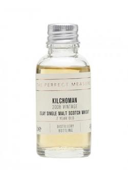 Kilchoman 2008 Vintage Sample / 7 Year Old Islay Whisky