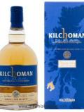 A bottle of Kilchoman Single Cask Release #106/07
