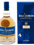 A bottle of Kilchoman Single Cask Release #154/07