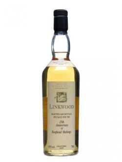 Linkwood Burghead Maltings Speyside Single Malt Scotch Whisky