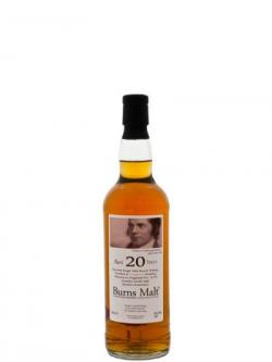 Longmorn 20 Year Old Burns Malt