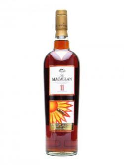 Macallan 1995 / 11 Year Old / Seasons (9457) Speyside Whisky
