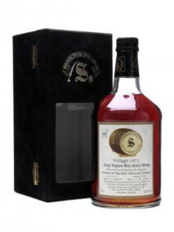 Macallan-Glenlivet 1971 / 27 Year Old / Sherry Cask Speyside Whisky