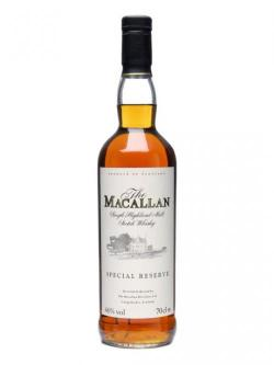 Macallan Special Reserve Speyside Single Malt Scotch Whisky
