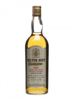 Miltonduff 5 Year Old / Bot.1980s Speyside Single Malt Scotch Whisky