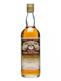 Port Ellen 1970 / 16 Year Old / Connoisseurs Choice Islay Whisky