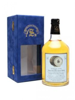 A bottle of Port Ellen 1978 / 23 Year Old / Refill Sherry Cask #5268 Islay Whisky